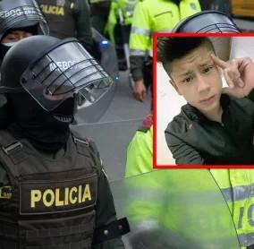En medio de las protestas en Cundinamarca, un joven fue golpeado hasta morir.