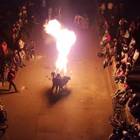 18 días completan las manifestaciones en Soacha