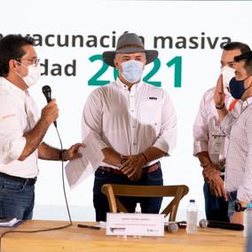 La Federación Nacional de Departamentos eligió como presidente al Gobernador de Cundinamarca