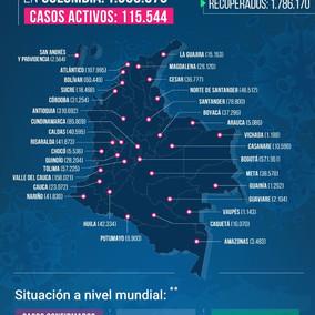 Soacha registró seis fallecidos y más de 200 contagios en las últimas 24 horas