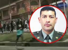 """Un presunto """"falso positivo judicial"""" en el caso del capitán de la Sijin en Soacha."""