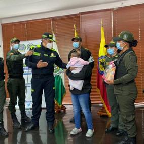 Capturadas dos mujeres que raptaron a una bebé de 6 meses en Bogotá