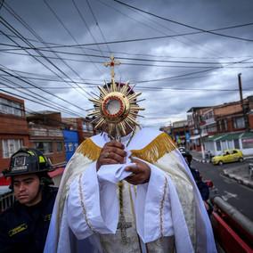 No habrá procesiones en Cundinamarca para la semana santa