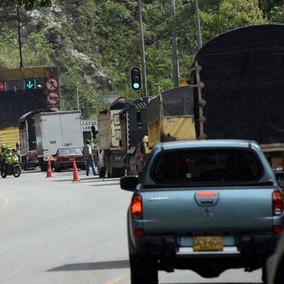 Actualización sobre el estado de movilidad en Cundinamarca