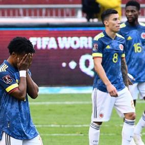 ¡Desastroso! Colombia cayó humillado ante Ecuador en Quito