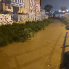 Soacha está a al borde del caos a causa de las fuertes lluvias
