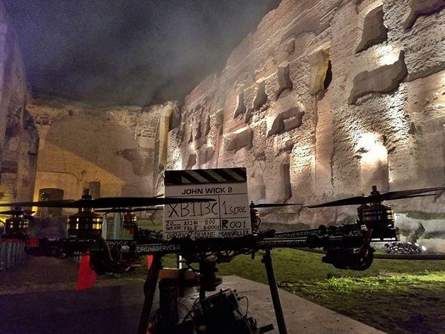 John Wick 2 - Caracalla - Rome