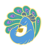 Peacock Tea Logo