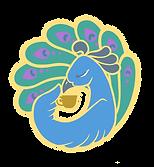 Peacock Tea Logo