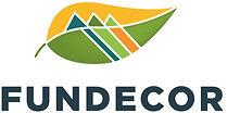 Logo Fundecor Finalfondo azul y blanco-2