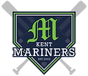 Kent Mariners Baseball Club log