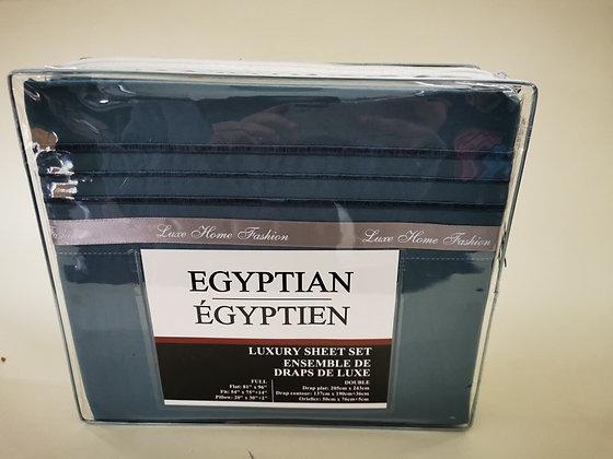 Draps égyptien double