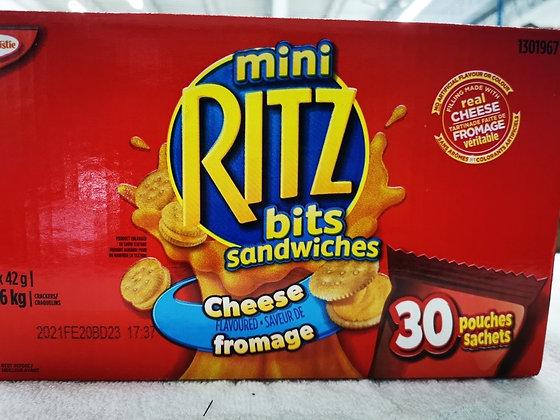ritz sandwichs  30 sacs 1.26kg
