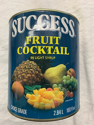 Success cocktail au fruits