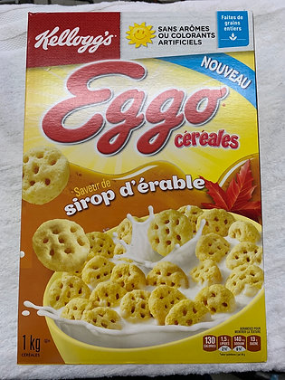 Céréales eggo