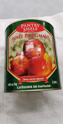 Purée de pommes 2,84L