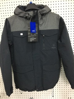 MANTEAU HURLEY HOMME