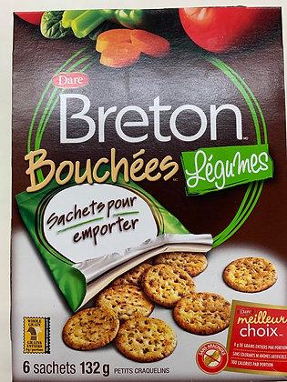 Biscuits breton légume  132g