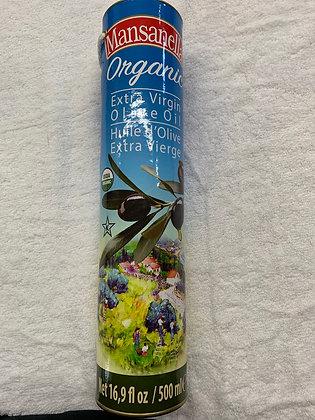 Huile d'olive manasanella