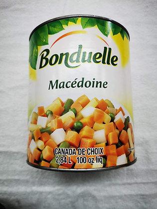 Bonduelle macedoine 2,84L