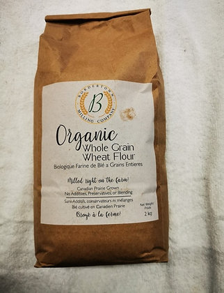 Farine biologique 2kg