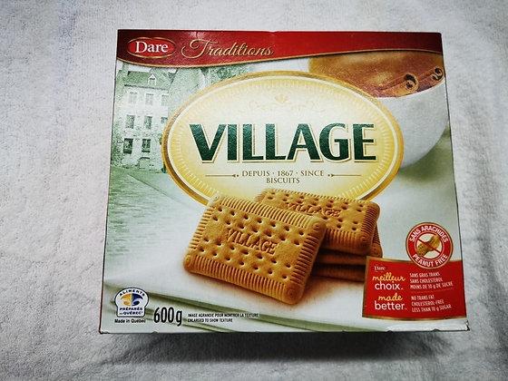 Biscuit village 600g