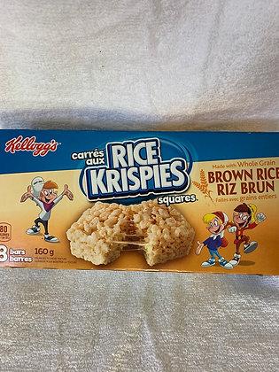 Rice Krispies riz brun 160 g