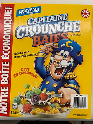 Capitaine crounche baie  1.44 kg