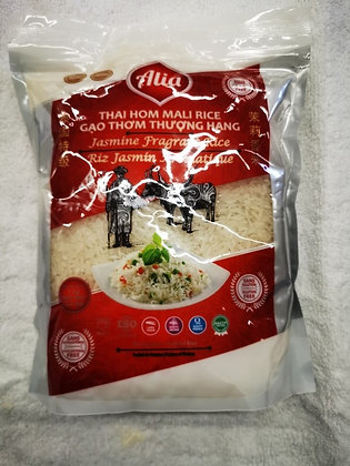 Alia riz Jasmin 2.2lbs