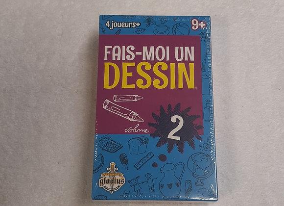 FAIS MOI UN DESSIN VOLUME 2