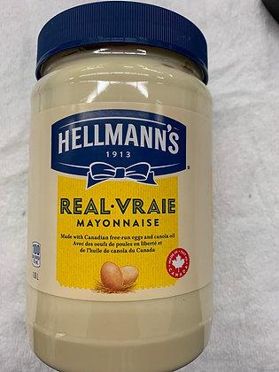 Mayonnaise Hellman's 1.8L
