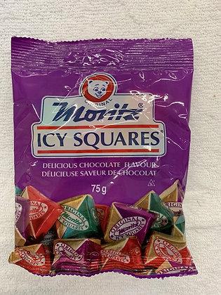 Moritz icy squares