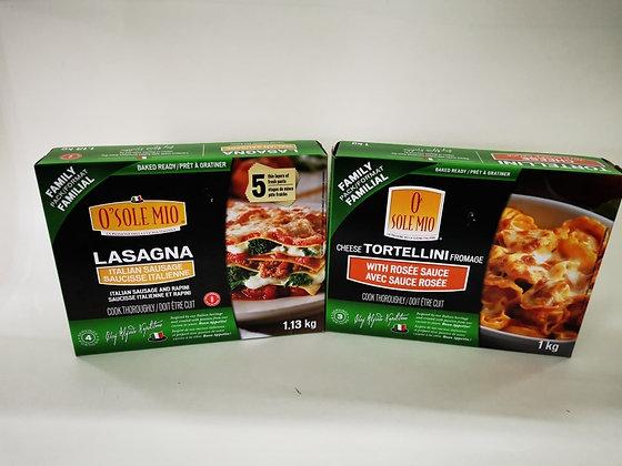 o'sole Mio Lasagne 1.13kg