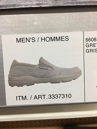 SOULIERS GRIS SKECHERS HOMME