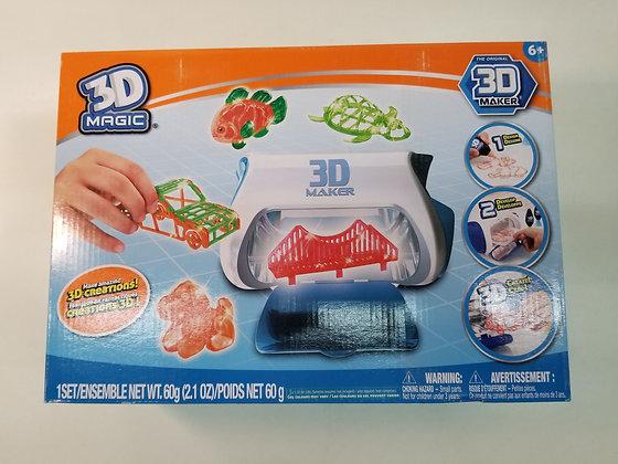 CREATIONS 3D MAGIC MAKER