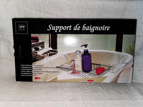 Support de baignoire