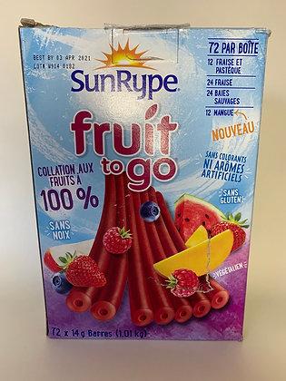 Sunrype collation aux fruits 1.01 KG