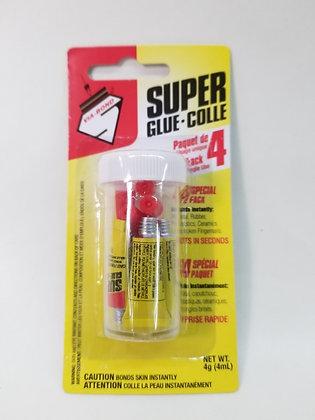 COLLE SUPER GLUE 4X4ML