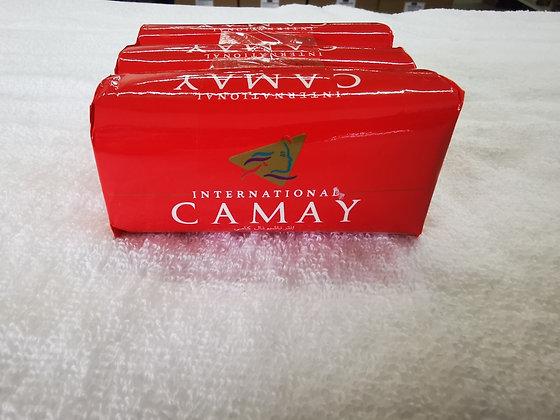 Barre de savon camay 4 barres