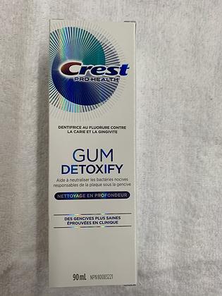 Dentifrice Crest Detox 90ml