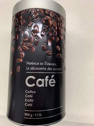 Boîte  à café 1.1lb