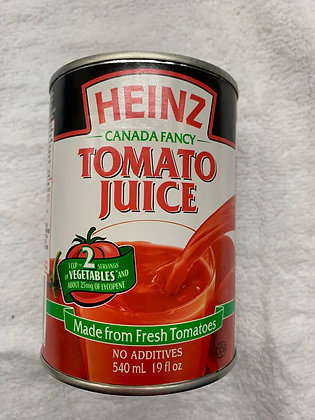 Jus de tomate heinz 540ML