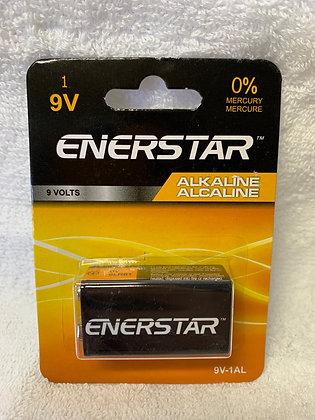 Enestar batterie 9V alcaline