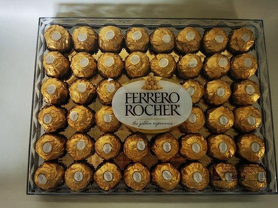 CHOCOLAT FERRERO ROCHER 48 MCX