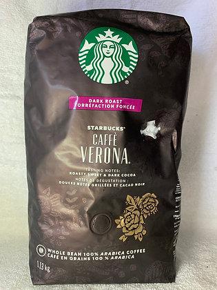 Café Starbucks torréfaction foncée VERONA