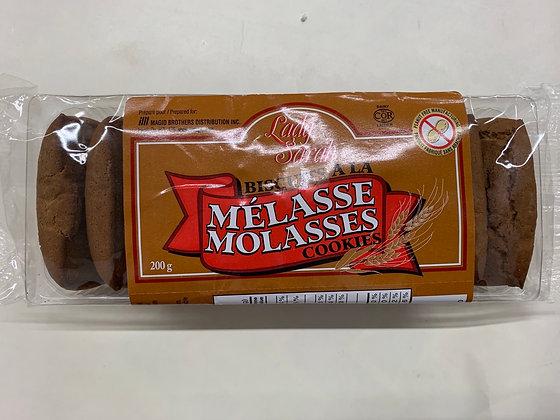 Biscuits à la mélasse lady sarah