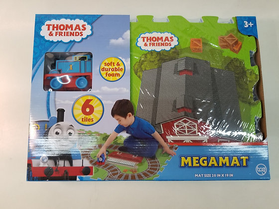 TAPIS DE JEU MEGA THOMAS & FRIENDS