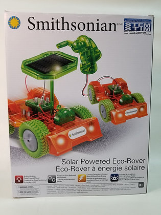 SMITHSONIAN ECO ROVER A ENERGIE SOLAIRE