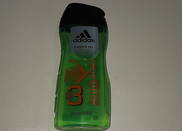 gel de douche adidas active start