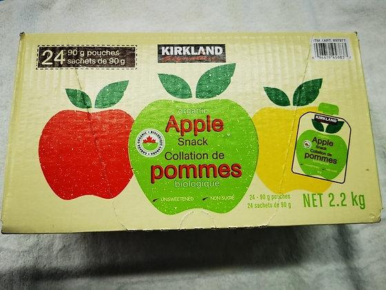 Collation au pommes 2.2kg kirklang